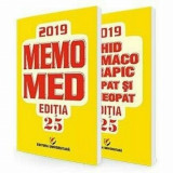 Cumpara ieftin MemoMed 2019, Editia XXV - Volumele I si II/Dumitru Dobrescu