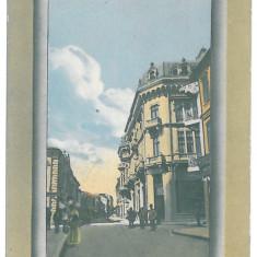 2869 - CRAIOVA, Street Unirii, Romania - old postcard - used - 1912