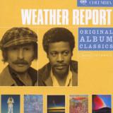 Weather Report Original Albums Classics Boxset (5cd)
