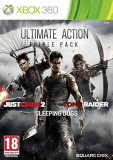 Ultimate Action Triple Pack - Just Cause 2/Sleeping Dogs/Tomb Raider XB360