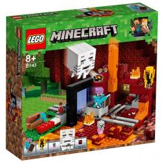 LEGO Minecraft - Portalul Nether 21143