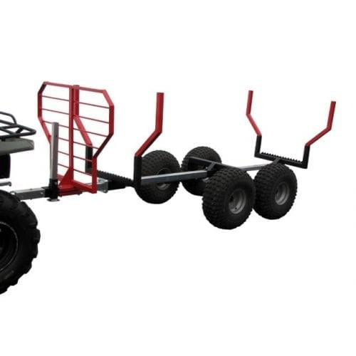Remorca ATV cherestea