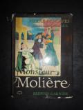 PIERRE DESCAVES - MONSIEUR MOLIERE (1958, illustrations de Tjienke Dagnelie)