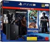 Consola Sony Playstation 4 PRO, 1TB PS Hits Naughty Dog Bundle