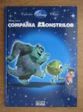 carte vintage copii COLECTIA DISNEY CLASIC,PIXAR,COMPANIA MONSTRILOR,NOUA,T.GRAT
