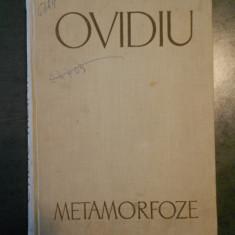 OVIDIU - METAMORFOZE (1959, traducere de Ion Florescu, editie cartonata)