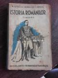 ISTORIA ROMANILOR CLASA 8-A - M. PETRESCU, REMUS ILIE, I. TOTOIU