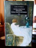 Ultima noapte de dragoste , întâia noapte de rãzboi - Camil Petrescu