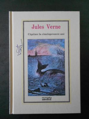Jules Verne - Capitan la cincisprezece ani * Adevarul, Nr. 26 foto