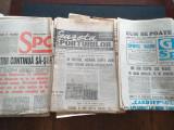 Lot ziare Fotbal/Sport/Gazeta