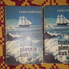 toate panzele sus 2 volume an 1973- radu tudoran