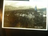 Ilustrata Predeal - Vedere spre Bucegi 1938