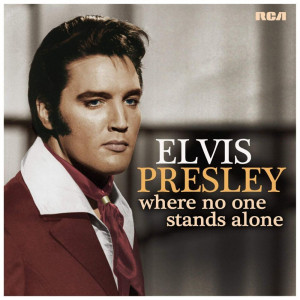 Elvis Presley Where No One Stand Alone LP
