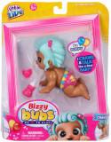 Bebelus Little Live Babies cu functii - Poppy, Moose