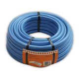 Furtun pentru gradina, 25 m x 19 mm, 24 bar, plastic, Albastru, General