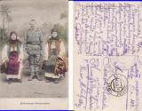 Cernauti, Bucovina - tipuri, militara WWI, WK1-rara
