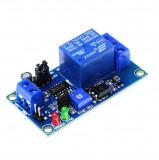 Modul releu cu temporizare 12V 1 canal / Relay timer Arduino (r.752)