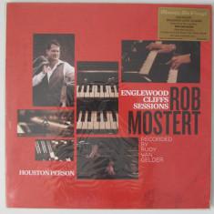 Rob Mostert-Englewood Cliffs Sessions Disc LP Vinyl-Vinil Jazz NOU-Sigilat
