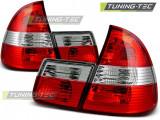 Stopuri compatibile cu BMW Seria 3 E46 Touring 99-05 Rosu Alb