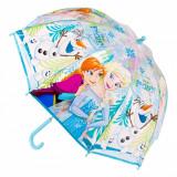 Umbrela pentru copii, model frozen, 63 cm, multicolor