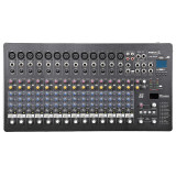 Cumpara ieftin Mixer DJ BST Phantom, 16 canale, 48 V, USB