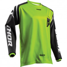 Tricou motocross Thor Sector Zones marime L Verde Cod Produs: MX_NEW 29104423PE