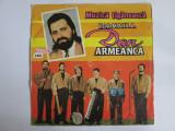 Rar! Disc vinil Eurostar 1992 Dan Armeanca:Cîntece Țigănești,stare foarte slabă, electrecord
