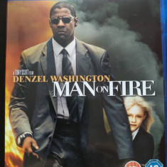 Man On Fire (BluRay)