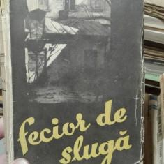 Fecior de sluga – N.D. Cocea