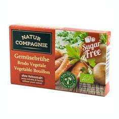 Supa de Legume Bio 84gr Natur Compagnie Cod: NC4348