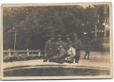 Fotografie militari romani Sibiu 1937