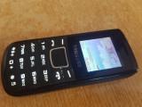 TELEFON SAMSUNG GT-E1100 FUNCTIONAL SI DECODAT+INCARCATOR ORIGINAL, Nu se aplica, Negru, Neblocat