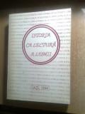 Istoria ca lectura a lumii - Profesorului Alexandru Zub la 60 de ani (Iasi 1994)