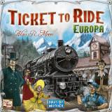 Joc de societate Ticket to Ride Europe, Asmodee