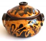 Oala ceramica,lut 550mlTROEANSKA SARKA Devon