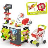 Cumpara ieftin Magazin pentru copii Smoby Super Market cu accesorii