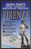HARTA ORASULUI FIRENZE , FLORENTA