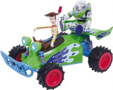 Masinuta Buzz And Woody Controlled Car