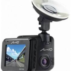 Camera auto Mio MiVue C330, Full HD, Ecran 2inch (Negru)