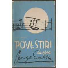 Povestiri Despre Enescu - Ionel Hristea