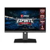Monitor LED Gaming MSI Optix MAG245R 23.8 inch FHD IPS 1ms 144Hz Black