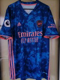 Tricou Arsenal albastru model 2021