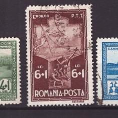 1932 - Sanatorii PTT serie uzata