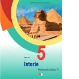 Istorie. Manual pentru clasa a V-a + CD, Magda Stan