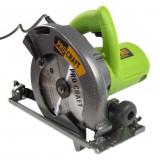 Fierastrau circular ProCraft KR2000, 2000W, 5000 rpm