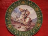 BRADEX - FARFURIE DECORATIVA PORTELAN LIMOGES FRANTA - NAPOLEON BONAPARTE