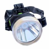 Cumpara ieftin Lanterna LED frontala pentru cap cu 3 faze, reincarcabil