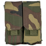 Port Incarcator Dublu M4/M16 Woodland GFC Tactical