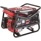 Raider - RD-GG06 - Generator de uz general, 2.8 kW, Raider, -, 7 CP, 15 l, pornire mecanica, benzina fara plumb, voltmetru, monofazat