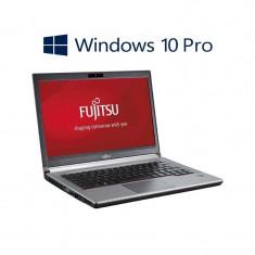 Laptopuri refurbished Fujitsu LIFEBOOK E744 , Intel Core i5-4200M, Win 10 Pro foto